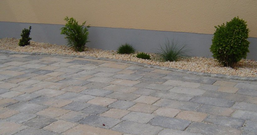 Tegula® Set terraschattiert